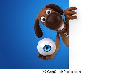 Fun dog - 3D Animation