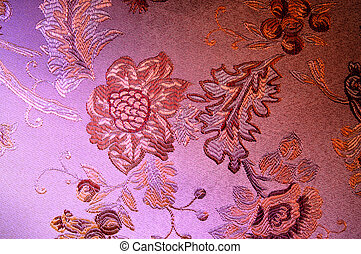 Fun flowers pattern.