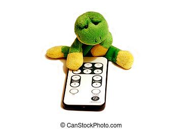 fun frog series
