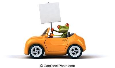 Fun frog  - Fun frog