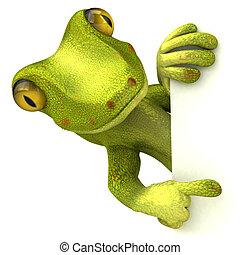 Fun gecko - Lizard, gecko