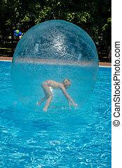fun in air bubble