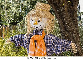 fun scarecrow