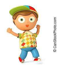 Fun toy kid