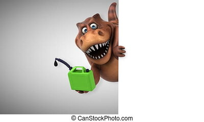 Fun Trex - 3D Animation
