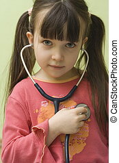 fun with stethoscope