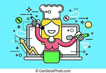 función de arte, hls, chef, nutricionista, dietista,...