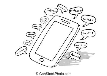 function of smartphone