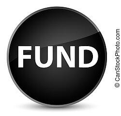 Fund elegant black round button