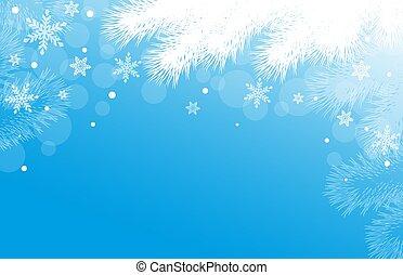 fundo, ano novo, natal