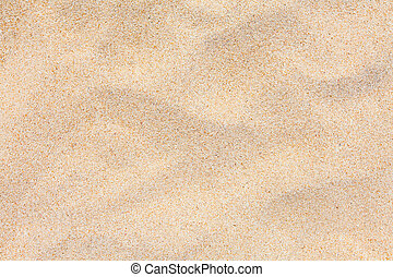 fundo, areia