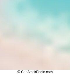 fundo borrado, verão, abstratos