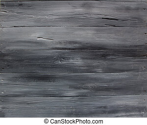 fundo, cinzento, madeira