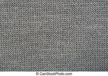 fundo, cinzento, tecido