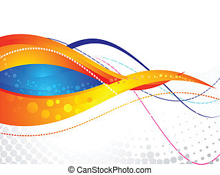 fundo, colorfu, abstratos
