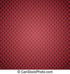 fundo, com, rhombus, rede