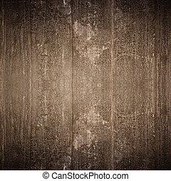 fundo, de, madeira