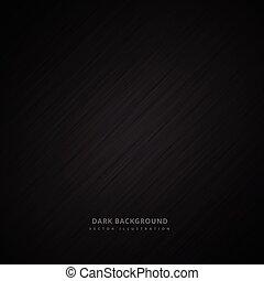 fundo, escuro, textured