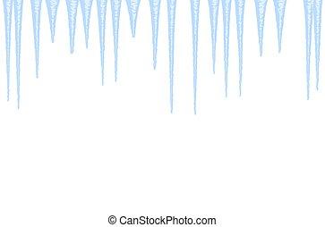 fundo, icicle