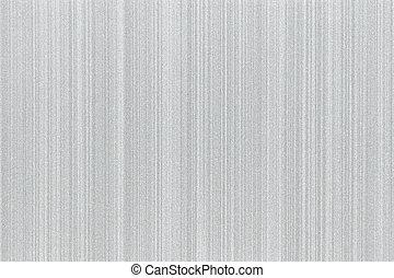 fundo, metal escovado, prata