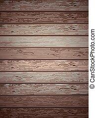 fundo, textura madeira, retro
