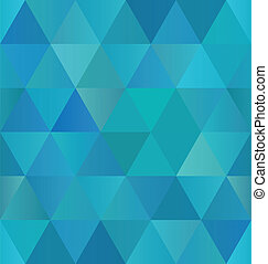 fundo, triangulo, seamless, padrão, textura