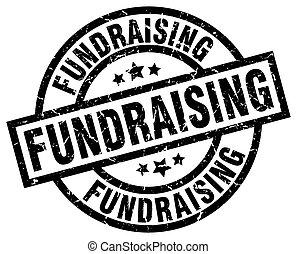 Pin en fundraising
