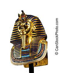 funeral マスク, エジプト人