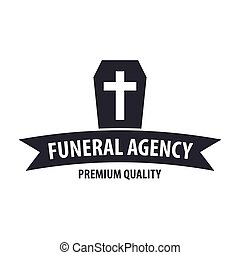 Funeral home undertaking ceremonial service. Funeral agency....