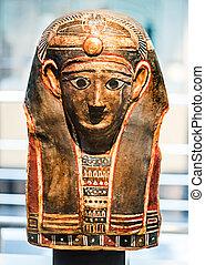 Funerary mask 1-st century BC.