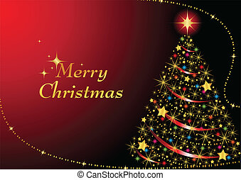 funkeln, weihnachtsbaum