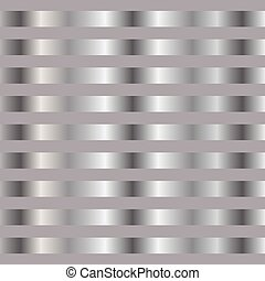 Funky background with silver stripes