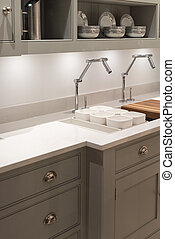 Funky Faucet Kitchen - Modern and Contemporary Kitchen with ...