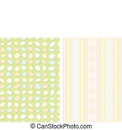 Simple funky pattern backdrop