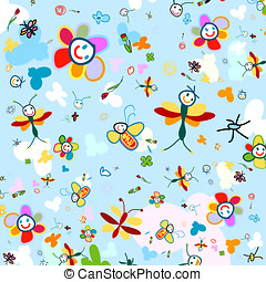 background for kids - funny background for kids
