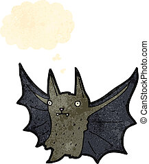 funny bat cartoon