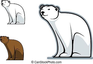 Funny bear