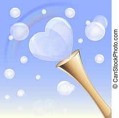 funny bubbles