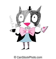Funny cat Illustrations and Clip Art. 26,430 Funny cat ...