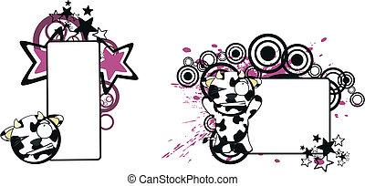 funny cow cartoon copyspace2