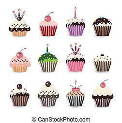 Funny Cupcake Birthday