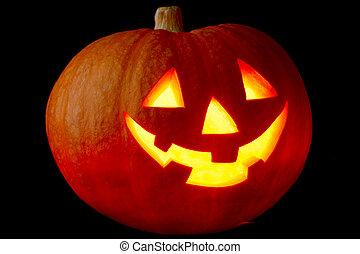 Halloween Jack O' Lantern - Funny Halloween Jack O'...