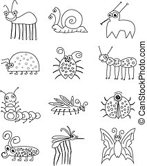 Funny Insect Bugs
