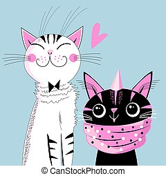 Funny Kittens lovers