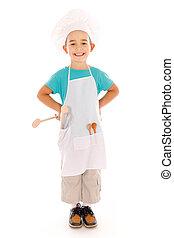Funny Little Baker