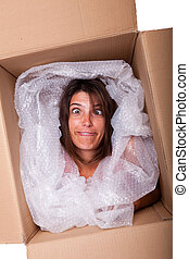 Funny package