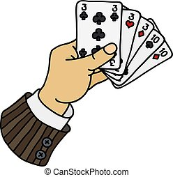 Funny poker cards
