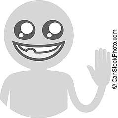 funny puppet - Creative design of funny puppet