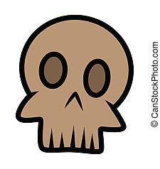 Funny Skull Mask