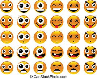 Funny smileys